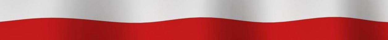 Zdjęcie nagłówkowe flagi Polski